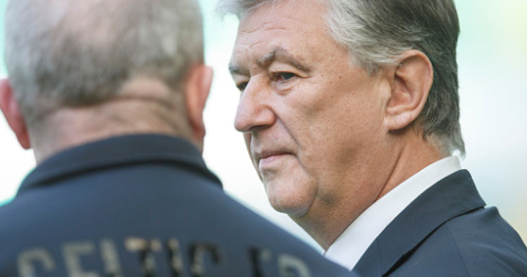 Peter Lawwell Set to Seek Special Permission from SPFL